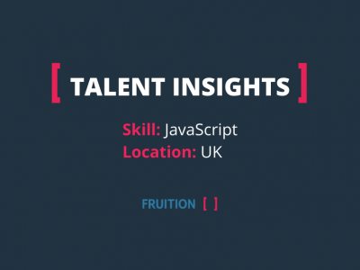 JavaScript skills in the UK